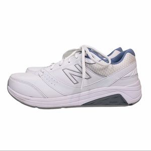 New Balance 928V3 Leather Walking Sneakers…